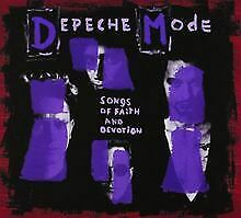 Songs of Faith and Devotion von Depeche Mode   CD   Zustand sehr gut