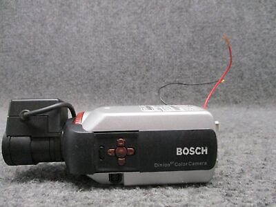 Bosch Dinion XF LTC 0485//11 PAL day//night security camera with movement detector