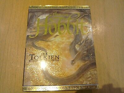 The Hobbit by J R R Tolkien Illustrated by Alan Lee 1997