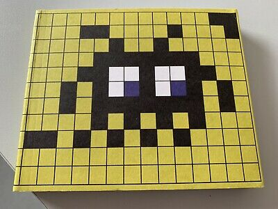 Invader Space Limited Book Street Art ( Obey Giant, Keith Haring, Basquiat )