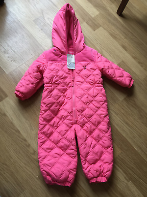 0e82fa4aec2e BABY GIRLS NEXT Snowsuit
