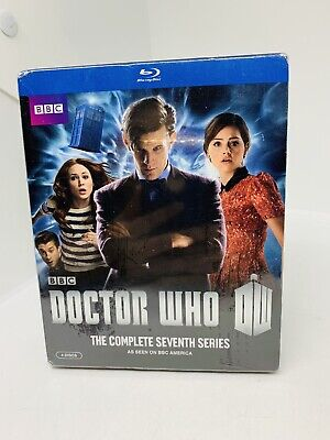 Doctor Who: The Complete Seventh Series (Blu-ray Disc, 2013, 4-Disc Set)