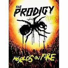 Live World's On Fire (CD & DVD Ltd Edition Digipack), Prodigy, New,  Audio CD, F