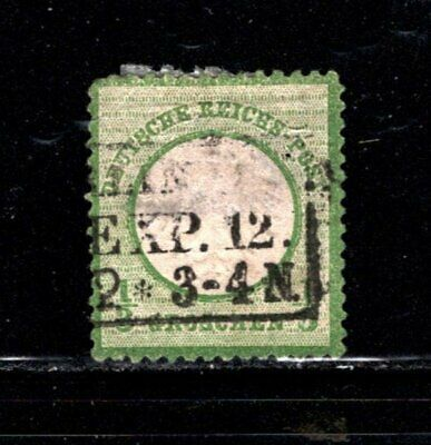 Item No. A6711 – Germany – Scott # 15 – Used