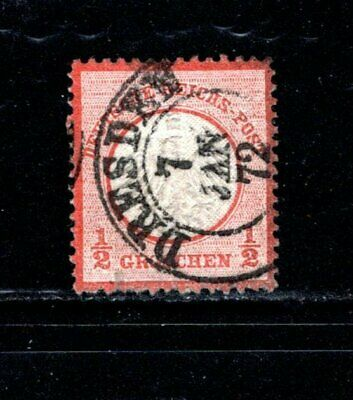 Item No. A6712 – Germany – Scott # 15 – Used