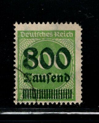 Item No. A6729 – Germany – Scott # 264 – Used