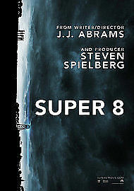 Super 8 (Blu-ray and DVD Combo, 2011, 2-Disc Set)