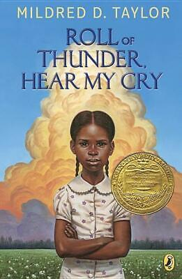 Roll of Thunder, Hear My Cry - Mildred D. Taylor - 9780140384512