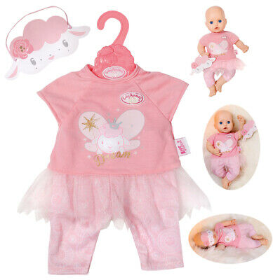 Zapf Creation Baby Annabell Sweet Dreams Nachtfee 43 cm