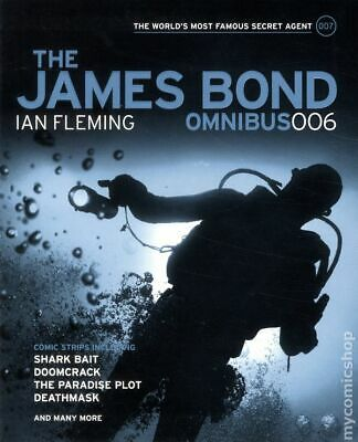 James Bond Omnibus TPB (Titan Books) The Movie Collection #6-1ST 2014 NM