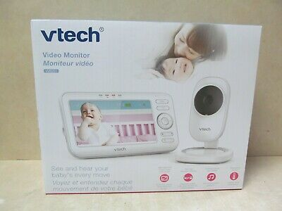 """VTech 5"""" Video Baby Monitor with Two-Way Communication (VM5251)"""