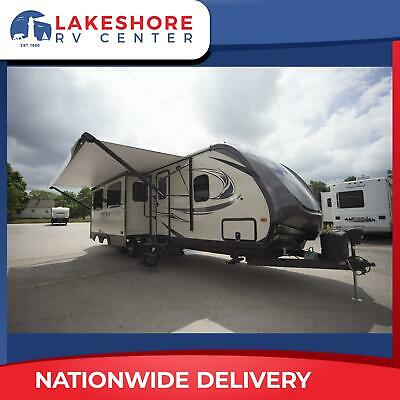 NEW 2018 Keystone Bullet 31BKPR RV Travel Trailer Clearance Pricing Call Tawny