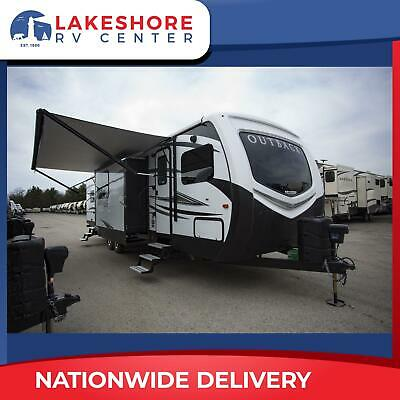 2018 Keystone Outback 332FK Front Kitchen RV Travel Trailer Clearance Pricing