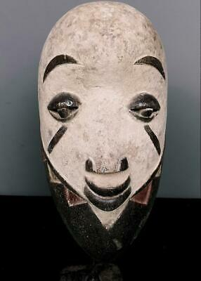 Outstanding   Tribal Pende  Mask    --   Congo