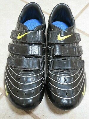 61b0ff179d26 NIKE Poggio 4 UL Carbon Cycling Shoes US 11.5 Euro 45.5 With Look Cleats  Used
