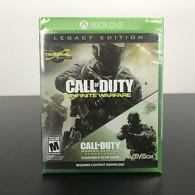 Activision Call of Duty: Infinite Warfare Legacy Edition - Xbox One