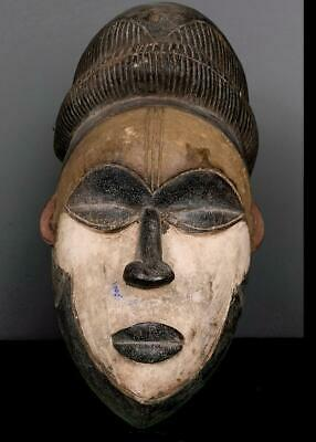 Outstanding  Tribal  Ibiobio  Mask  --   Nigeria
