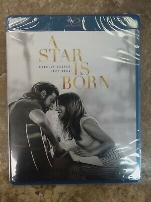 A Star Is Born, 2019 (Blu-Ray+DVD+Digital Copy)