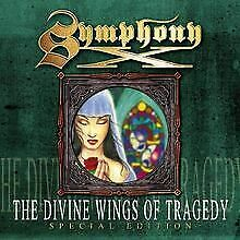 The Divine Wings of Tragedy (Special Edition) von Sym... | CD | Zustand sehr gut