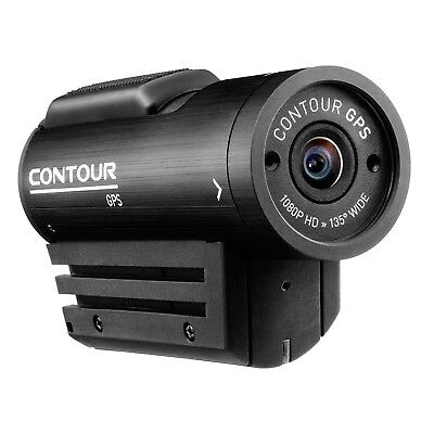 Contour GPS HD Action Camera With Original Accessories