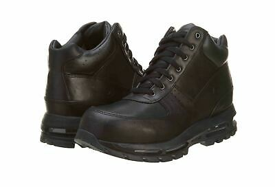 newest 30d56 fb398 Nike ACG Air Max Goadome Boots Black Mens Style  865031