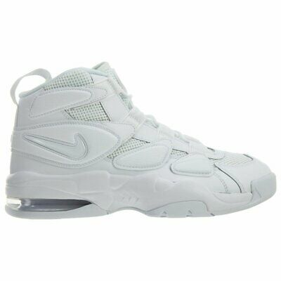 half off dc2ac 96905 Nike Air Max 2 Uptempo 94 White Hi Top Trainers Mens Style  922934-100