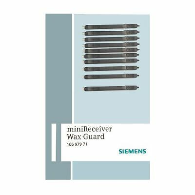 Siemens mini Receiver Wax Guards