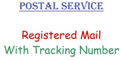 Tracking Number Service For Registered Airmail
