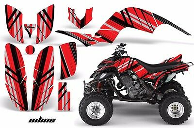 ATV Decal Graphic Kit Quad Sticker Wrap For Yamaha Raptor 660 2001-2005 INLINE R