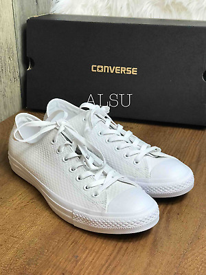 4d6e1b116139bc Sneakers Men s Converse Chuck Taylor All Star Leather White White Low Top
