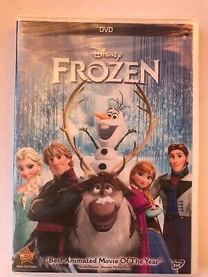 Frozen (DVD, 2014) NEW