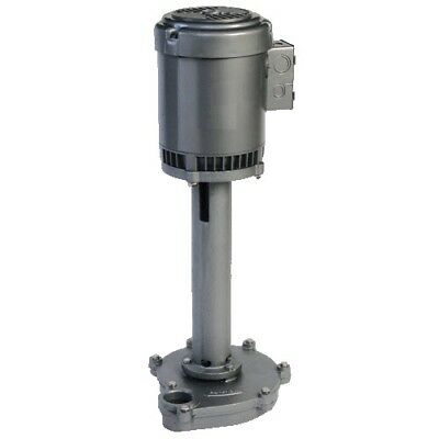 """COOLANT PUMP - Self Cleaning - 1.25"""" - 46 GPM  - 1/3 Hp - 115-208/230V - 1 Phase"""