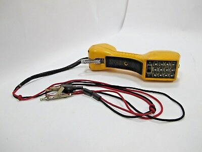 Starplus LTS-2000 Pro Telephone Phone Line Diagnose Lineman Repair Butt Tester
