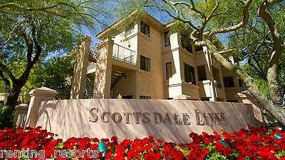 Scottsdale Links Resort AZ condo 2 bdrm sleeps 6 travel May Jun June Jul July