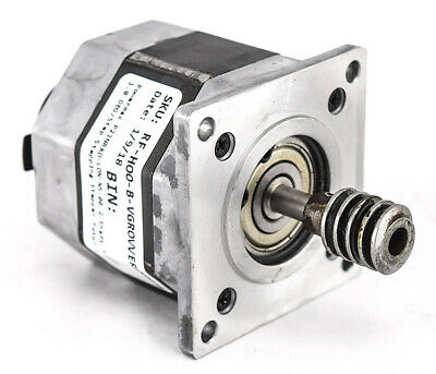 Axis Systems E21NRHT-LDN-PH Step Motor 1.8 HEDL-5575 E06 Encoder New Old Stock