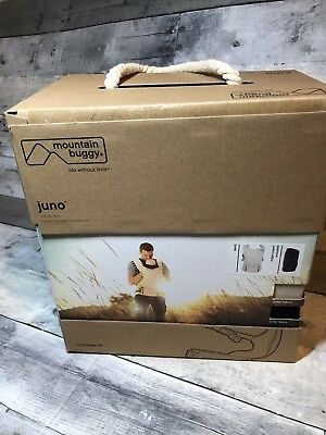 81f10cbbf66 Mountain Buggy Juno Baby Carrier   Infant Insert Bundle - Neutral Sand