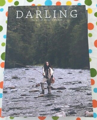 Darling Magazine Issue 13: The Art of Being a Woman COUTURE CULTURE CLASS!