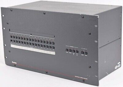 EXTRON CROSSPOINT MVX 168 MATRIX SWITCHER DRIVERS FOR WINDOWS 10
