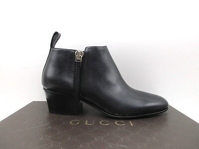 ed722c65b93 GUCCI DIONYSUS LEATHER Ankle Boots Booties - Size 40.5 -  550.00 ...
