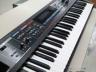 ROLAND JUNO-DS61-K 61-KEY Synthesizer with Single Brace