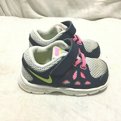 8faa6d282dd1 NIKE FLEX EXPERIENCE 3 Running Shoes   Multi Color ( Size 6C ...