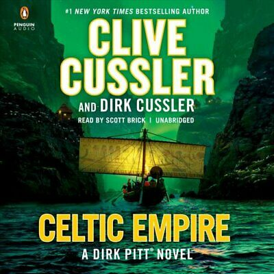 Celtic Empire by Clive Cussler 9780525636380 (CD-Audio, 2019)