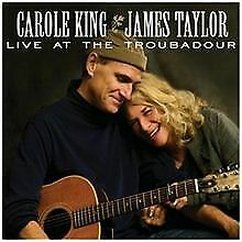 Live at the Troubadour von Taylor,James, King,Carole | CD | Zustand sehr gut