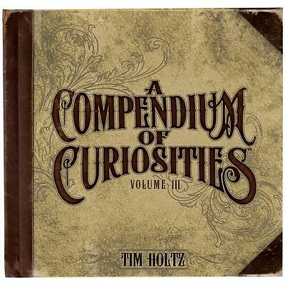 Tim Holtz - Compendium Curiosities Vol 3