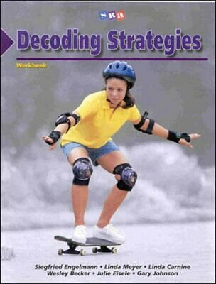 Corrective Reading Decoding: Workbook (Pkg. of , Sra/Mcgraw-Hill..