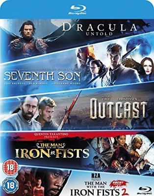 BLURAY STARTER PACK - SEVENTH SON/DRACULA (UK IMPORT) Blu-Ray NEW