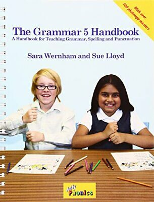 The Grammar 5 Handbook by Wernham, Lloyd  New 9781844144082 Fast Free Shipping..