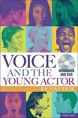 Voice and the Young Actor: A Workbook and DVD (Performance Books) by Cook New..