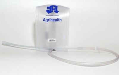 Calf Stomach Tube Agrihealth - 3L First Feed Bag Colostrum Calf Feeder Bag