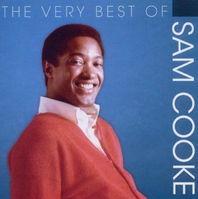 SAM COOKE The Very Best Of (Gold Series) CD BRAND NEW